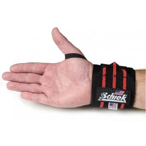 "Schiek Heavy Duty Wrist Warp 12"" White"