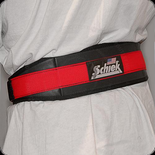 Schiek Power Nylon Lifting Belts 3004