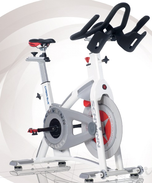 Schwinn Ac Performance Plus With Carbon Blue Indoor Cycle Fitnesszone