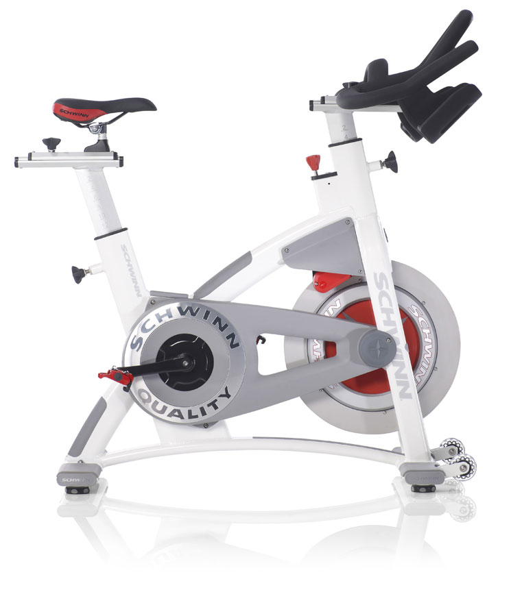 Schwinn AC Performance Plus with Carbon Blue Indoor Cycle ...
