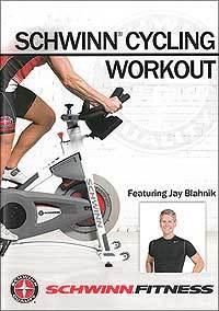 Schwinn Cycling Workout DVD w/Jay Blahnik