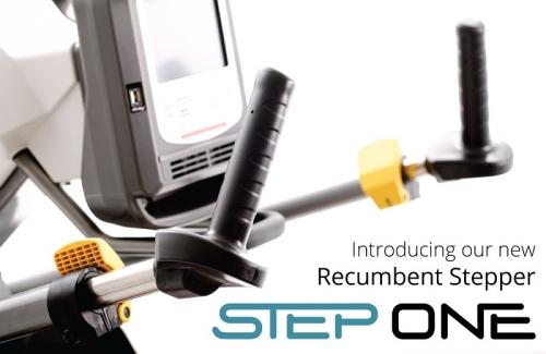 SciFit StepOne Recumbent Stepper Premium