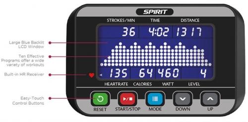 Spirit CRW800 Rower