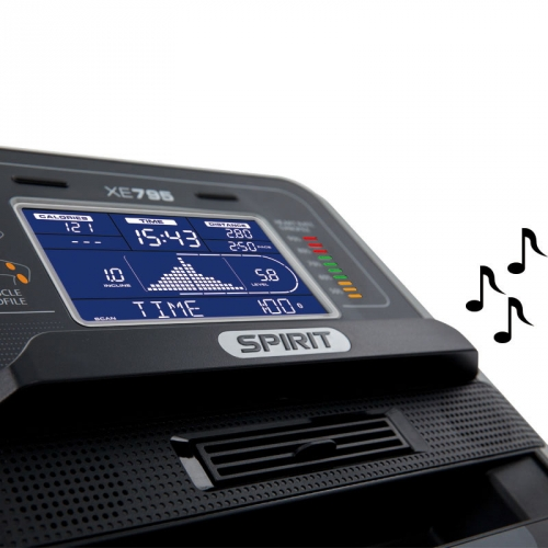 Spirit Elliptical Trainer XE795