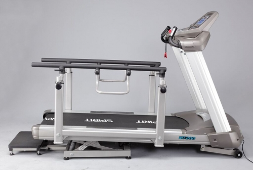 Spirit Gait Bi-Directional Incline/Decline Treadmill MT200