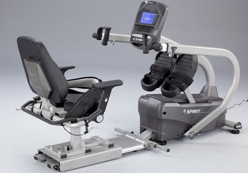 Spirit Medical Total Body Recumbent Stepper MS350