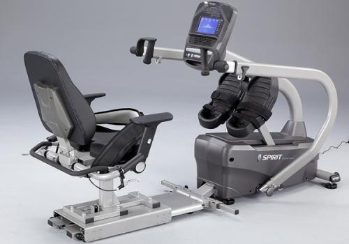 Spirit Medical Total Body Recumbent Stepper MS350
