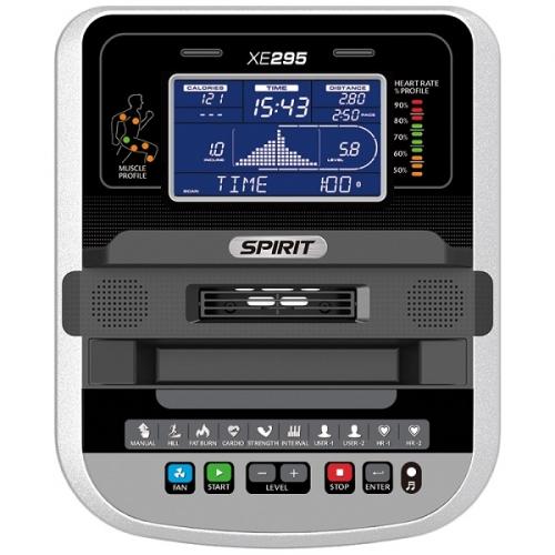 Spirit XE295 Elliptical Trainer
