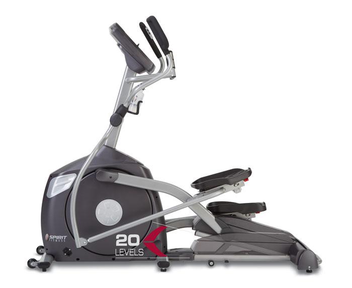 et860 elliptical theradyne crosstrainer