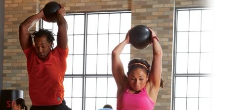 SPRI Dead Weight Slam Ball 4lb
