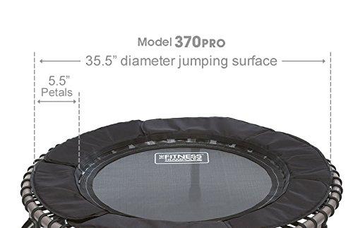 SPRI JumpSport® 370 Fitness Trampoline