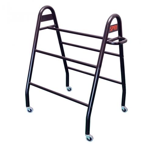 SPRI Portable Mat Rack
