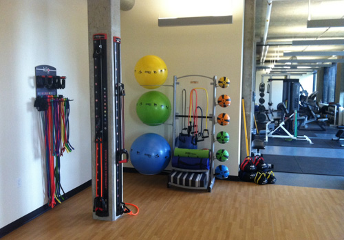 ... Prism Fitness Deluxe Storage Tower ...