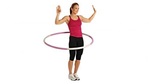 Stamina 2.5lb Fitness Hoop (Master Pk 3)