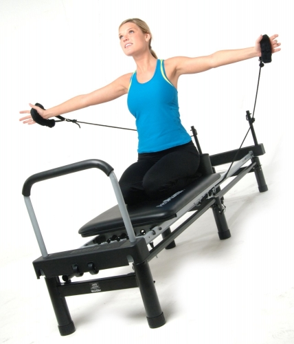 Stamina® AeroPilates® with Free-Form Cardio Rebounder 55-4650