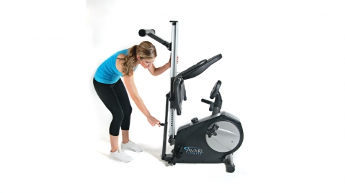 Stamina Avari Conversion II Rower/Recumbent Bike A150-335