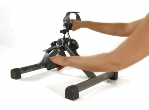 Stamina Folding Table Top Bike