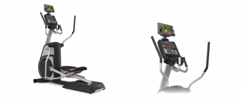 Star Trac S-CTx Cross Trainer with PVS