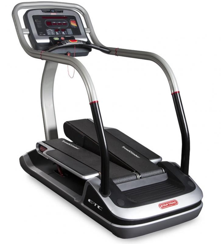 Star Trac Polar Treadmill: StairMaster Treadmills - TreadClimbers