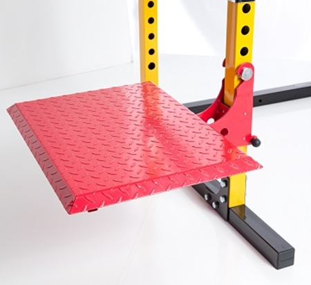 New !! Step-Up Plate attachment ( WB-PR15-SUPA)