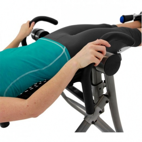 Fitnesszone teeter contour l5 ltd inversion table for 1201 back therapy inversion table