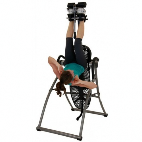 elite fitness inversion table instruction manual