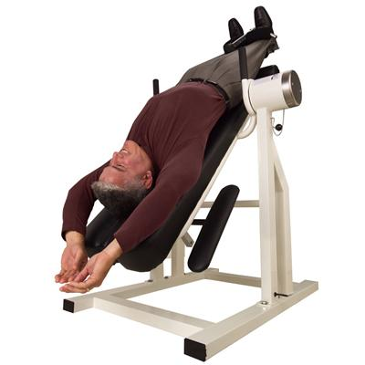 Teeter Hang Ups DFM: Decompression & Function Mvmt Table