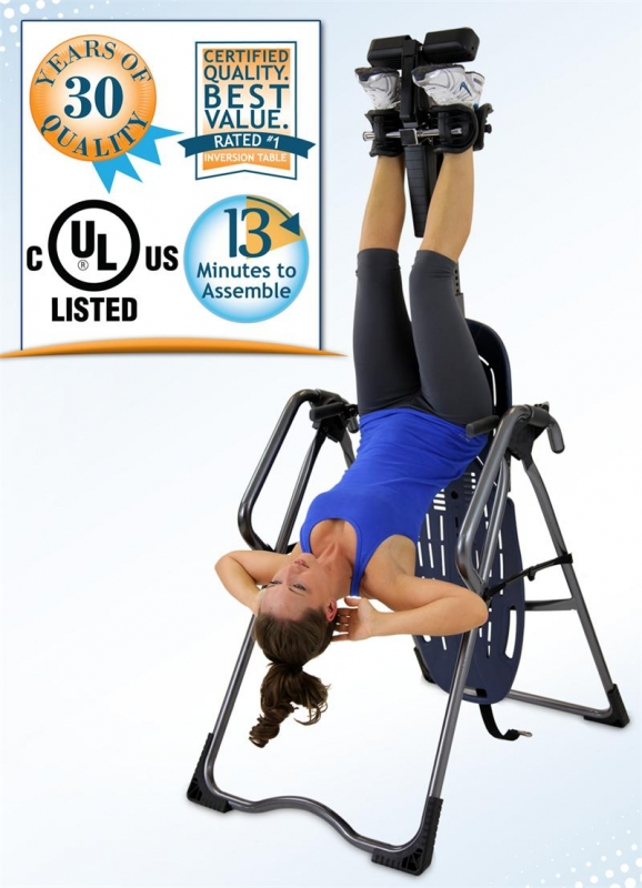 Fitnesszone Teeter Hang Ups Ep 960 Inversion Table