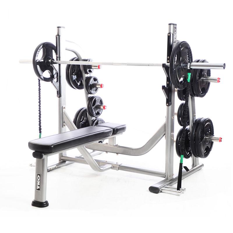 Free Weights Bench: Strength Equipment