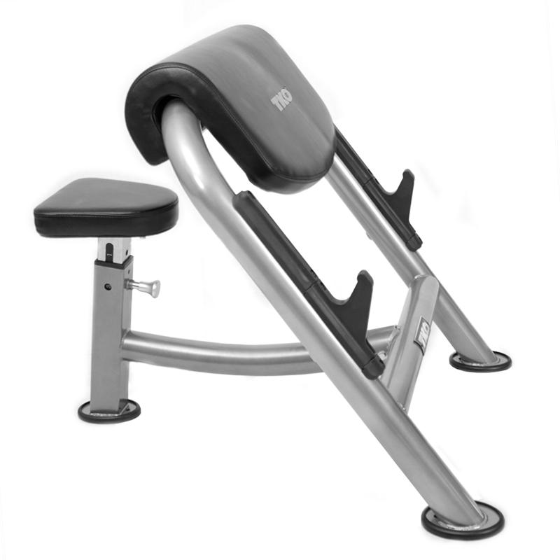 Tko Preacher Curl Bench 867pb B Fitnesszone