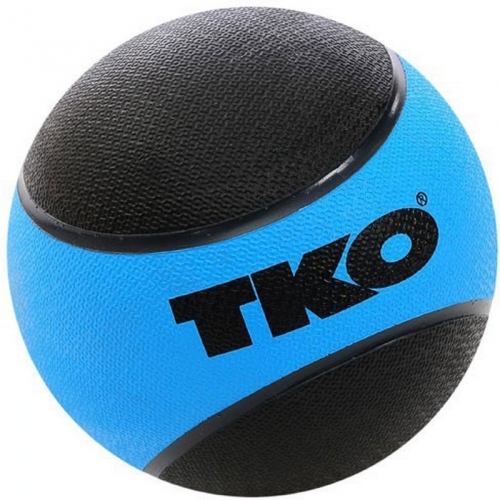 TKO Rubberized Medicine Ball 4lb