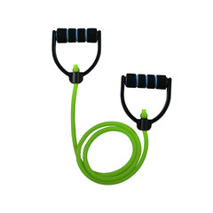 TKO Stretch Cord Medium (Green)
