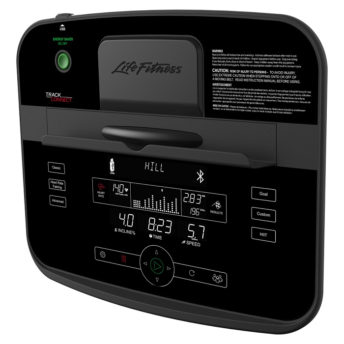 Sole Treadmill Order Tracking: Life Fitness T3 Treadmill With TRACK Console