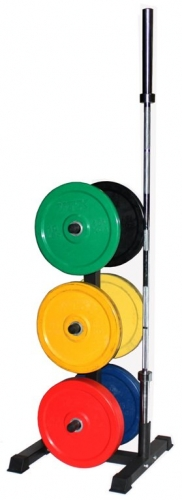 Troy Competition Bumper Plate Set CO-SBP-140kg