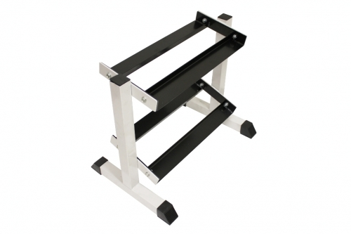 Troy GHDR-5 Miniature 2 Tier 5 Pair Dumbbell Rack