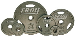 Troy Interlocking Grip Olympic Plates GO-300