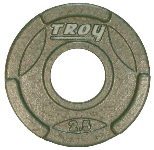 Troy Interlocking Grip Olympic Plates GO-300