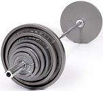 Troy Olympic 500lb Weight Set OSS-500