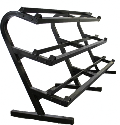 Troy TDR-3 3 Tier Dumbbell Rack
