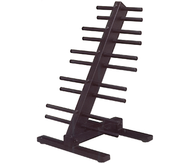 Troy VTX Hex Neoprene 3-15lb Set GTD-03-15 Dumbbell Rack