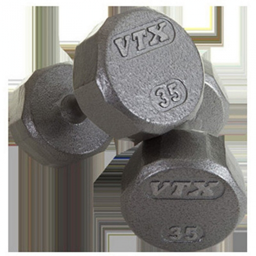 Troy VTX Pro Dumbbells Set 5-50lbs SD-V-5-50