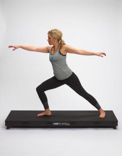 VibePlate Yoga Plate