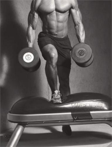 Vicore Fitness Core Bench