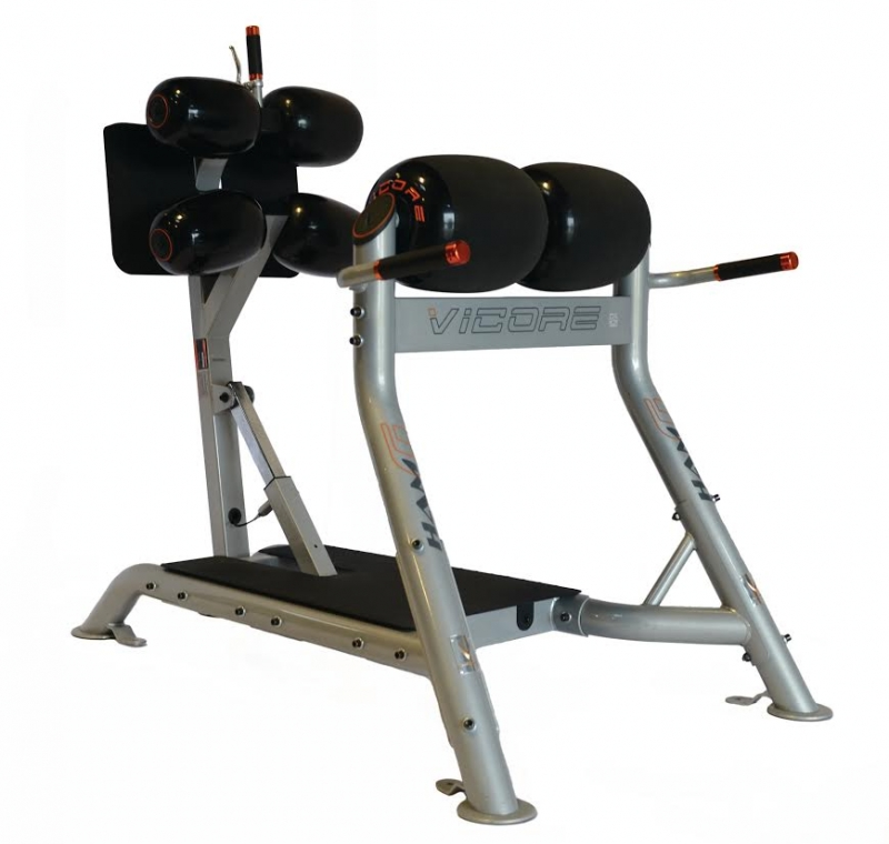 glute and ham machine