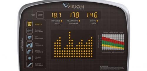 Vision S60 Suspension Elliptical