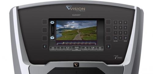 Vision T80 Commercial Elegant Treadmill