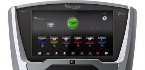 Vision T80 Commercial Touch Treadmill