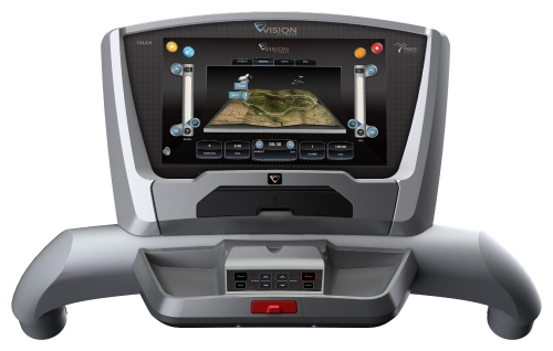 Vision T80 Touch Commercial Treadmill