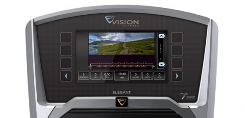 Vision X40 Elegant Elliptical