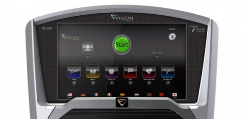 Vision X40 Touch Elliptical